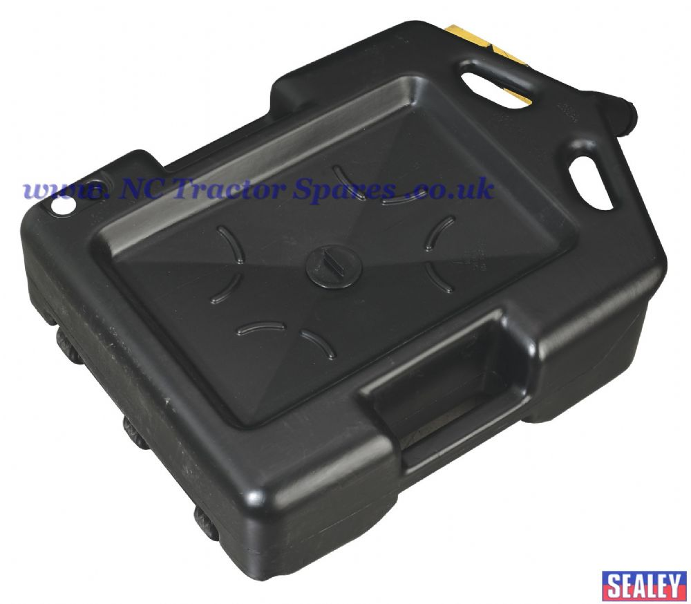 Oil/Fluid Drain & Recycling Container 54ltr - Wheeled